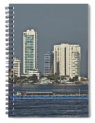 Colombia020 Spiral Notebook