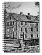 Colonial Industrial Quarter Spiral Notebook