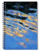 Color Abstraction Lxiv Spiral Notebook