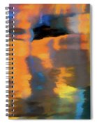 Color Abstraction Lxxii Spiral Notebook