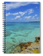 Color And Texture Spiral Notebook