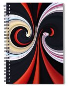 Color Circuit Spiral Notebook