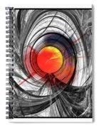 Color Expansion Spiral Notebook