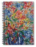 Color Expressions. Spiral Notebook