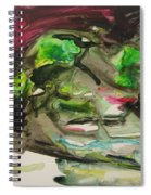 Color Fever 114 Spiral Notebook
