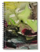 Color Fever 116 Spiral Notebook