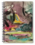 Color Fever 136 Spiral Notebook