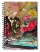 Color Fever 140 Spiral Notebook