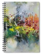 Color Fever Large 16 Spiral Notebook