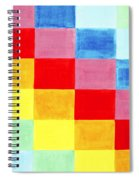 Color Flag Spiral Notebook