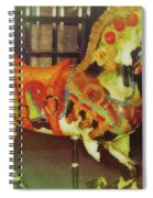 Color Go Round Spiral Notebook