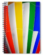 Color In The Air Spiral Notebook