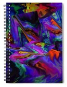 Color Journey Spiral Notebook