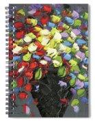 Color Me Happy Spiral Notebook