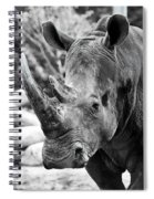 Color Me Rhino Spiral Notebook