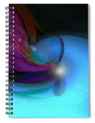 Color Movements Spiral Notebook