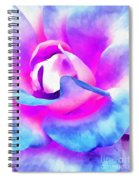 Color Of Charisma Spiral Notebook