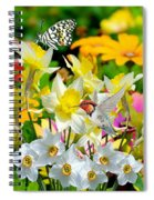 Color Of Nature Spiral Notebook