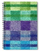 Color Of Water Spiral Notebook