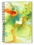 Color Spot 016 Spiral Notebook