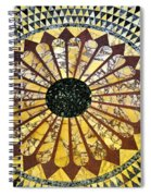 Color Tiles Spiral Notebook