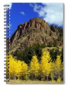 Colorado Butte Spiral Notebook