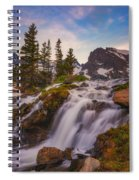 Colorado Cascading Waters Spiral Notebook