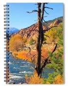 Colorado Fall Spiral Notebook