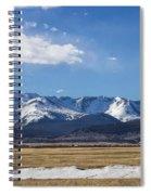 Colorado Glory Spiral Notebook
