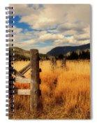 Colorado Meadow Spiral Notebook