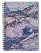 Colorado Mining Relics Spiral Notebook