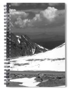 Colorado Mountians 1 Spiral Notebook