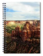 Colorado National Monument Spiral Notebook