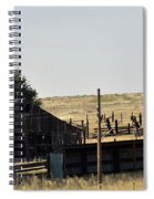 Colorado Past And Present Spiral Notebook
