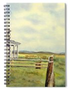 Colorado Ranch Spiral Notebook