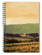 Colorado Ranchlands Spiral Notebook