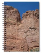 Colorado Redrock Spiral Notebook