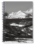 Colorado Rocky Mountains Spiral Notebook