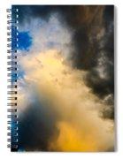 Colorado Skies Spiral Notebook