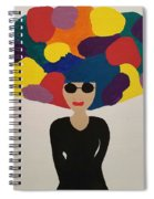 Color Fro Spiral Notebook