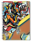 Colorfro Spiral Notebook