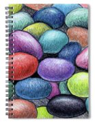 Colorful Beans Spiral Notebook