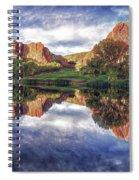 Colorful Colorado Spiral Notebook
