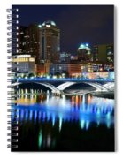 Colorful Columbus Spiral Notebook