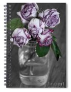 Bring Color To My World Spiral Notebook