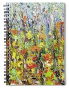 Colorful Forest Spiral Notebook