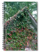 Colorful Gable Spiral Notebook