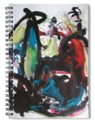 Colorful Landscape1112 Spiral Notebook