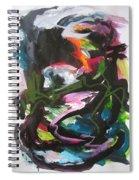 Colorful Landscape1125 Spiral Notebook