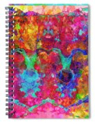 Colorful Life Spiral Notebook